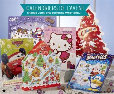 Calendrier De L Avent Kinder Promo Calendrier De L Avent 2014 Pas Cher Nos Bons Plans