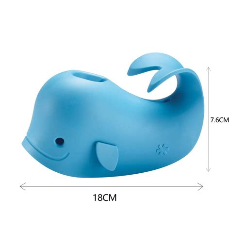 spout cover for bathtub drop shipping moby bath spout cover universal fit blue on