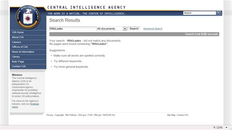 A Website To Search For Historiographic Anarchy Is The Cia Censoring Its