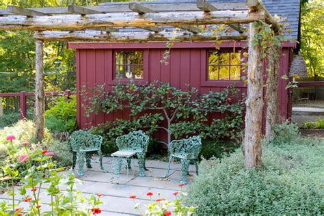 Garden By Christine How To Create An Al Fresco Area Turn The Outdoors Into