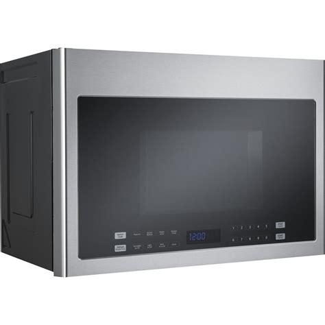 Microwave Haier hmv1472bhs haier appliance 24 quot the range microwave