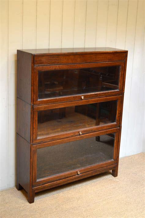 Stacked Bookshelf Antiques Atlas Globe Wernicke Style Stacking Bookcase