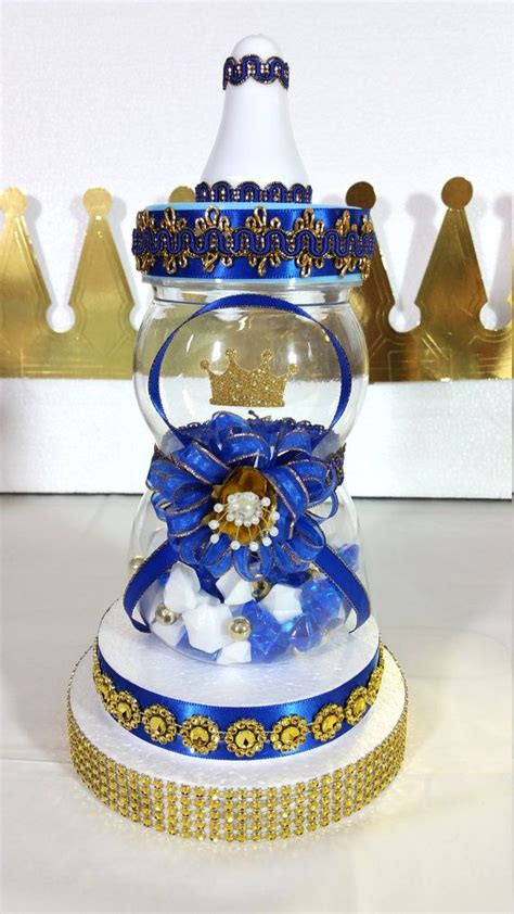 Royal Prince Baby Shower Centerpiece Boys By Royal Baby Shower Centerpieces