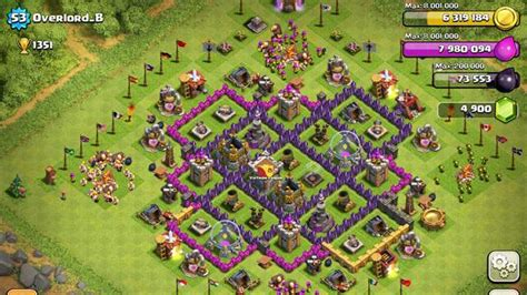 coc layout beginner clash of clans builder best town hall 7 layouts heavy com