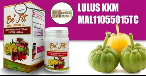 Befit Kapsul Pelangsing Slimming secantik2u official 0139141867 be fit garcinia cambogia jamu kkm by fazz