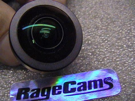 Fisheye Gopro gopro lenses for hero2 hd wearable custom mods by ragecams