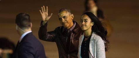 barack obama daughter malia president obama says graduating daughter malia is very