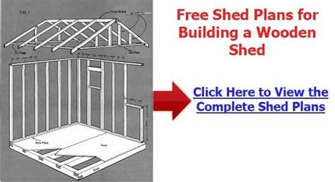plans   storage shed   build diy blueprints