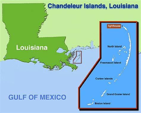 louisiana islands map usgs national wetlands research center press release 98 129