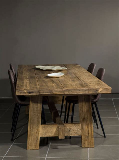 tavolo legno grezzo prezzi tavolo legno massello oltre 10 idee per tutti i gusti