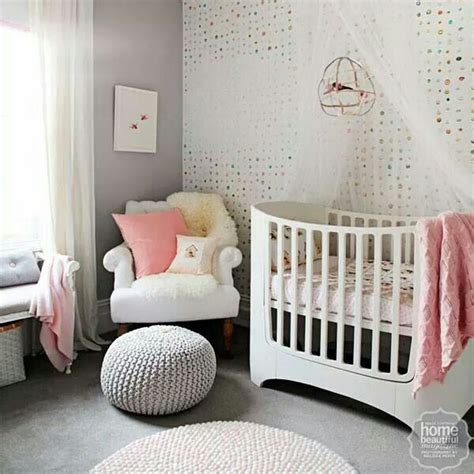 baby bedroom ideas via home beautiful magazine australia nursery