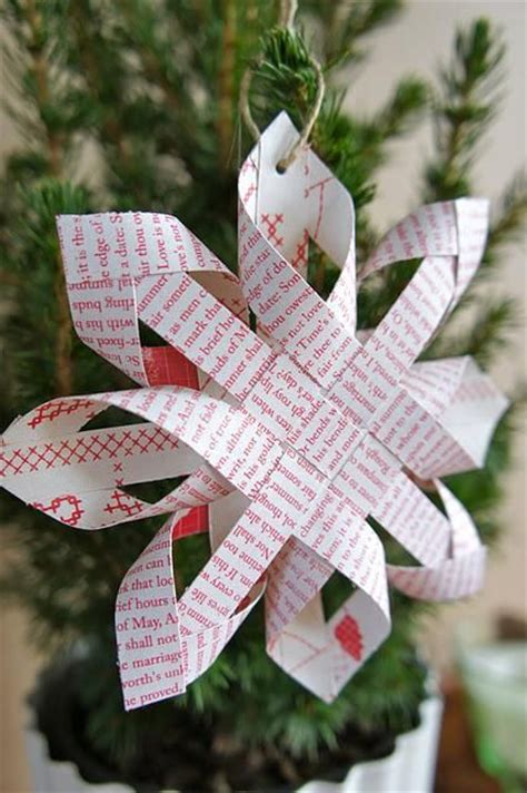 how to make christmas decorations beautiful paper decorate your christmas tree with beautiful diy paper