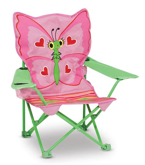 Toddler Patio Chair Butterfly Child S Folding Chair Doug Patch
