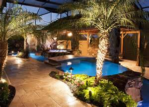 pool area ideas 25 fascinating pool bridge ideas that leave you enthralled