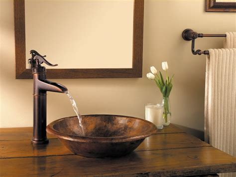 Rustic Bathroom Fixtures Faucets And Sinks Rustic Bathroom Sink Faucet Bathroom Vessel Sink Waterfall Faucet Kitchen
