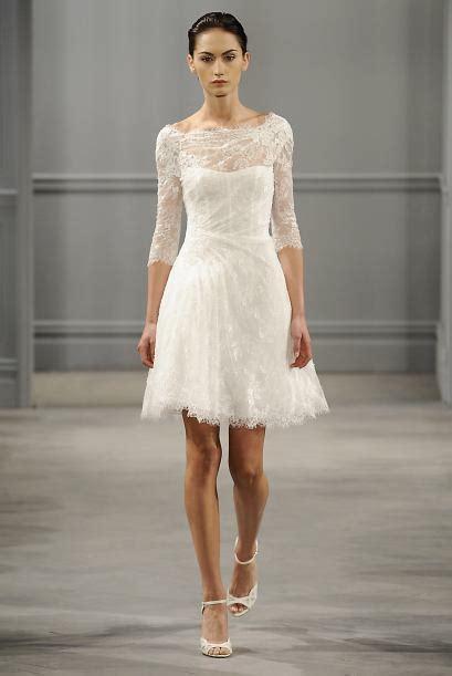 imagenes de vestidos de novia para jovenes 19 razones para utilizar un vestido de novia corto para tu