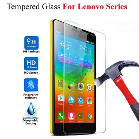 Temperred Glass Lenovo P1 tempered glass for lenovo vibe p1 vibe a536 a1000