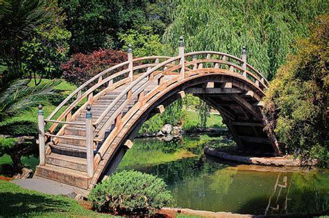 japanese garden bridges japanese garden bridge the japanese garden bridge at the