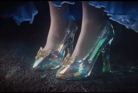 cinderella 2015 glass slippers what happens at midnight in the new cinderella