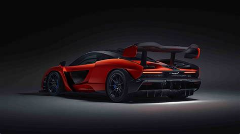 2019 Mclaren P15 by Mclaren Senna With Ayrton Livery Seeks The