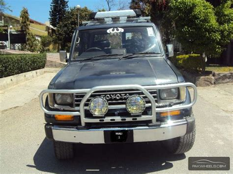 1992 Toyota Land Cruiser For Sale Used Toyota Land Cruiser Lx Turbo 1992 Car For Sale In