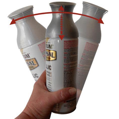 spray paint shake home dzine craft ideas how to spray paint like a pro