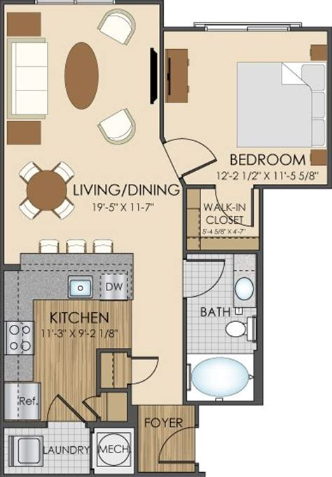 garage apartment plans with kitchen 117 best apartments images on pinterest
