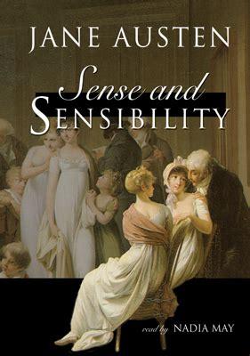 libro the sense of an senseand sensibility