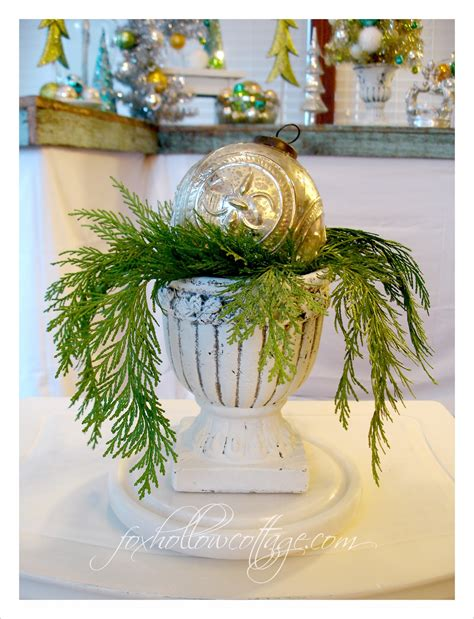 five minute a decor tip fox hollow - Ideas For Decorating Ornaments