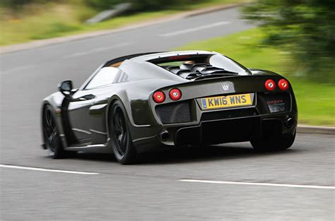 Nobel Auto by Noble M600 Speedster Review Autocar