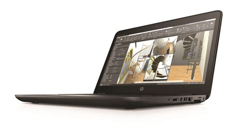 HP ZBook G4 Workstations: Now with VR