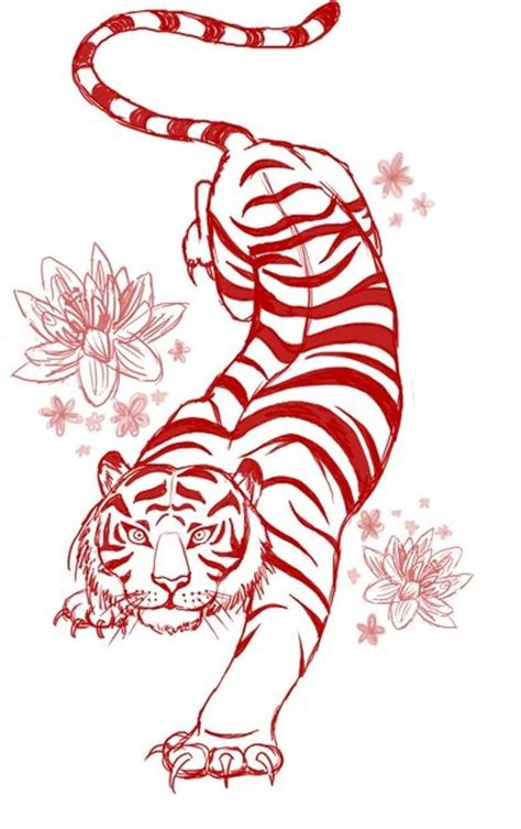 tiger print tattoo 26 best images about tattoos on tiger