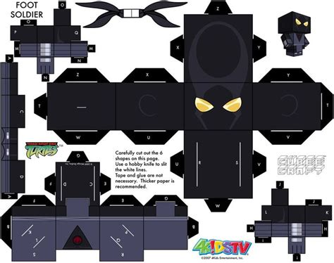 Mutant Turtles Papercraft - 1249 best images about mutant ninjas turtle