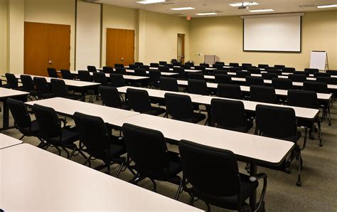 class room style amenities westerre conference center