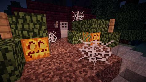 halloween haus  minecraft bauen minecraft bauideende