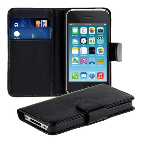 Casing Hp Iphone 3gs kwmobile wallet synthetic leather for apple iphone 3g