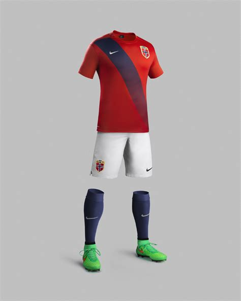 Kaos T Shirt Team Vir We Sock nike reveals 2015 16 home away kits soccer365