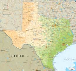 map of texa map geography