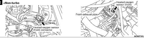 p0135 mitsubishi lancer check engine light comes on scanner at autozone
