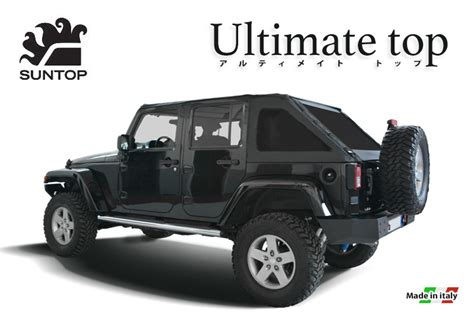 Jeep Wrangler Soft Top Reviews Bigrow Rakuten Global Market Suntop Ultimate Top Jeep
