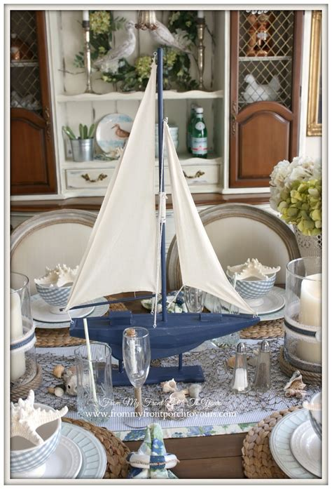 nautical dining room from my front porch to yours french farmhouse nautical