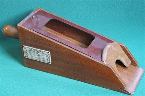 cardshark online antique jaj chemin de fer dealing shoe