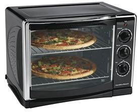 What Can You Make In A Toaster Oven Hamilton Beach 31197r Kitchen Countertop Oven Broiler W