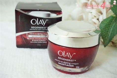 Olay Anti Anging bloggang beauty4ties review tips