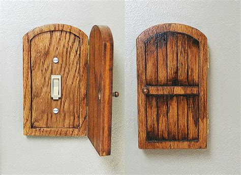 Earth hour on pinterest outlet covers fairy doors and switch plates