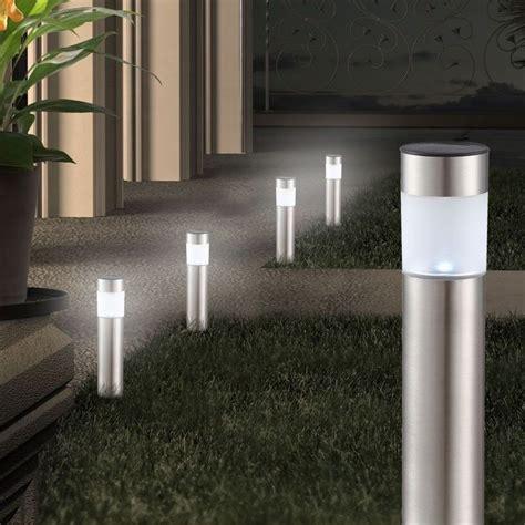 Led Beleuchtung Terrasse by Die Besten 25 Wegbeleuchtung Ideen Auf Solar