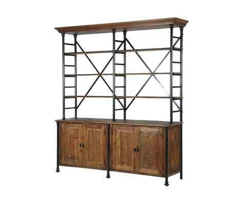 Industrial Dresser Furniture by Iu03 Industrial Shelf Unit Dresser Drakes Bar Furniture