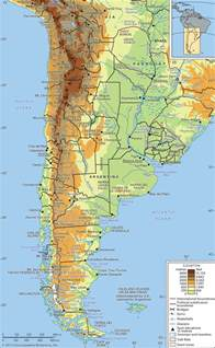 map of patagonia south america patagonia encyclopedia children s homework help
