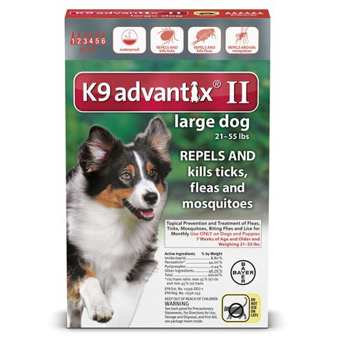 flea and tick meds for dogs k9 advantix ii topical large flea tick treatment petco store