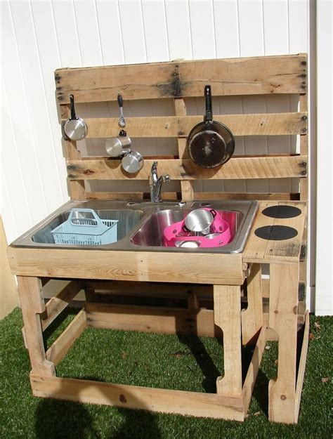 Choosing A Kitchen Faucet recycled pallet wood outdoor kitchen pallet wood projects